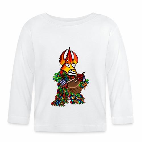 Jarramplas - Camiseta manga larga bebé