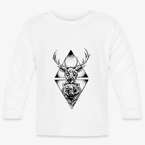 wildspirit - T-shirt manches longues Bébé