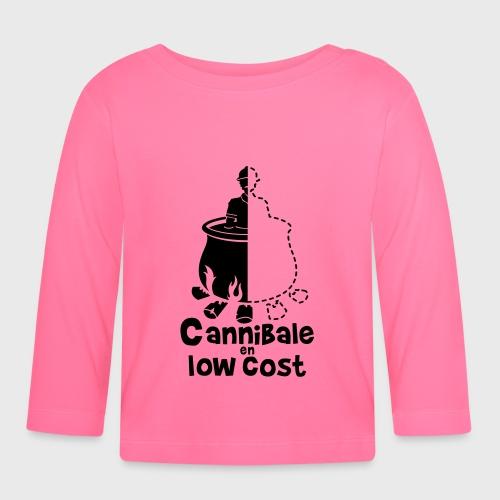 Cannibale en Low Cost - T-shirt manches longues Bébé