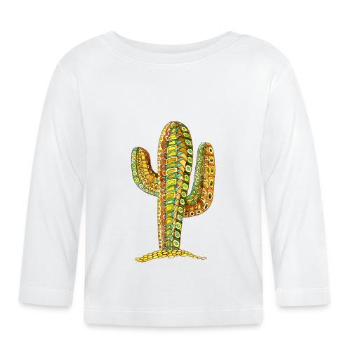 Le cactus - T-shirt manches longues Bébé