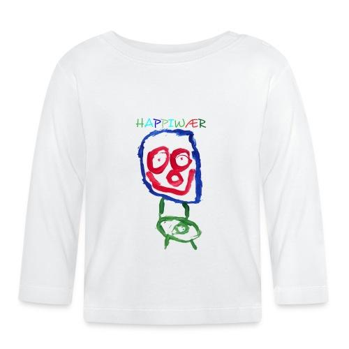happiwær2 - Langærmet babyshirt