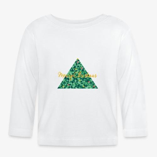 Merry X-Mas Ugly 5 - Baby Langarmshirt