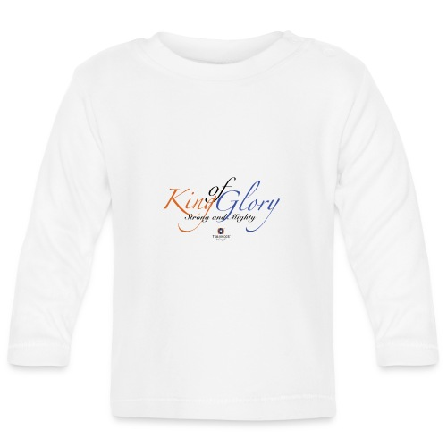 King of Glory by TobiAkiode™ - Baby Long Sleeve T-Shirt