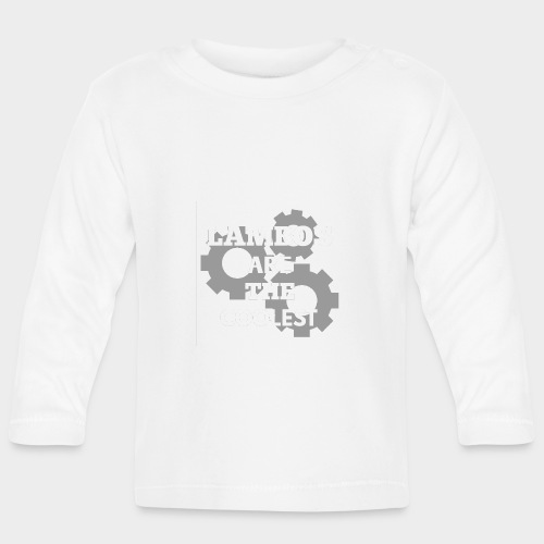 Lambos are the coolest - Baby Long Sleeve T-Shirt