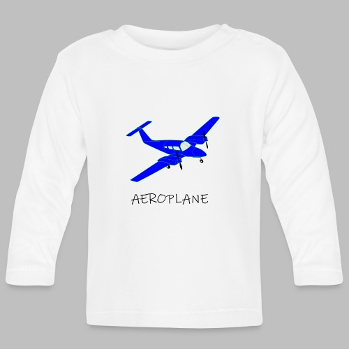 Aeroplane - Baby Long Sleeve T-Shirt