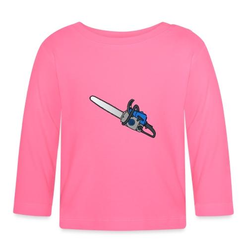 Kettensäge - Baby Langarmshirt