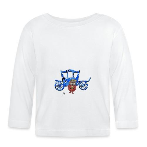 Mon carrosse - T-shirt manches longues Bébé
