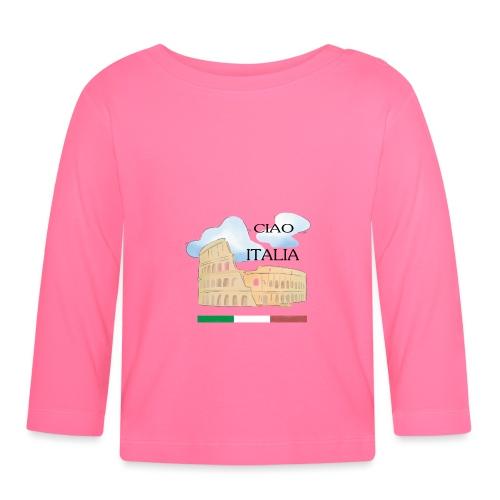 hello italy T-Shirts - Baby Long Sleeve T-Shirt