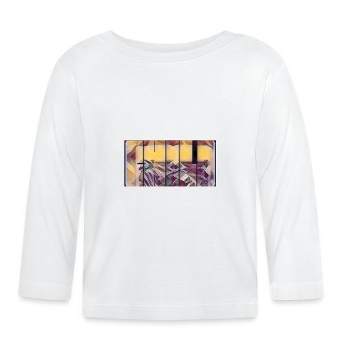 L'été Torride Life, dans le desert? - T-shirt manches longues Bébé