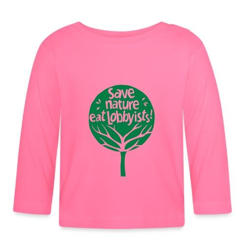 arbre - T-shirt manches longues Bébé