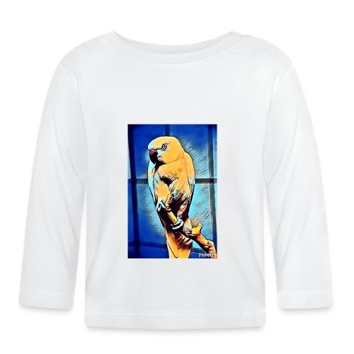Bird in color - Vauvan pitkähihainen paita