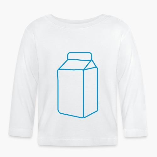 milk carton - Baby Long Sleeve T-Shirt