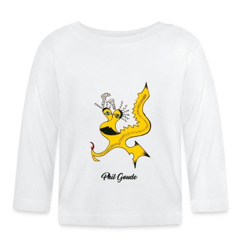 Phil Goude - T-shirt manches longues Bébé