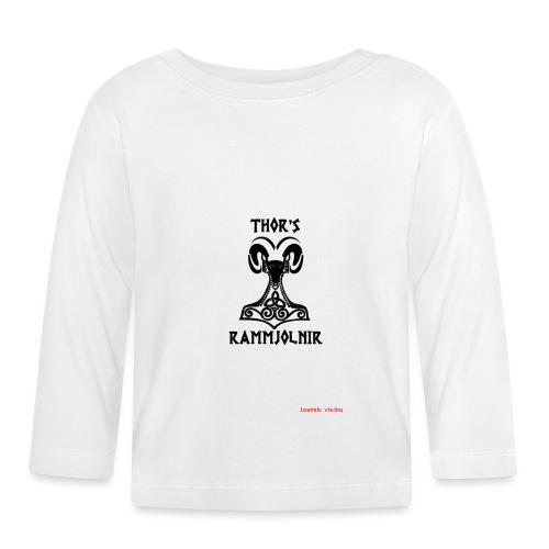 THOR's-RAMMjolnir - T-shirt manches longues Bébé
