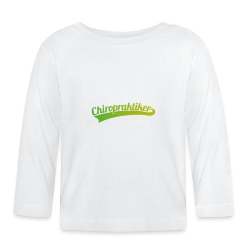 Chiropraktiker (DR12) - Baby Langarmshirt