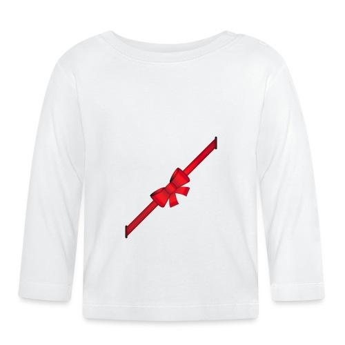 Your present! - Maglietta a manica lunga per bambini