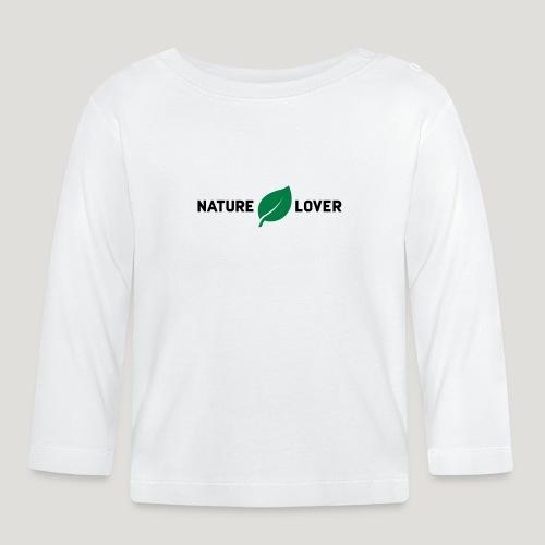 Nature Lover - Baby Langarmshirt
