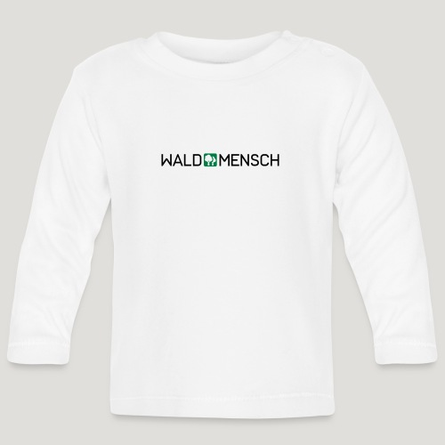 Waldmensch - Baby Langarmshirt
