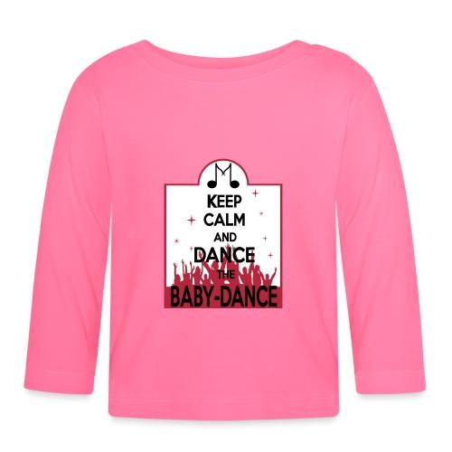 baby-dance3b - Baby Langarmshirt