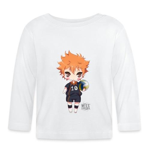 Haikyuu! shopper - Maglietta a manica lunga per bambini