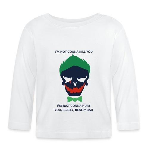 Joker - T-shirt manches longues Bébé