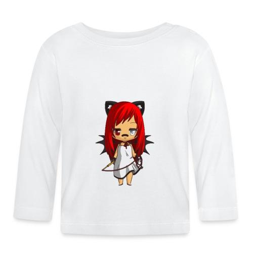 Chibi Alia by Calyss - T-shirt manches longues Bébé