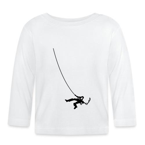 Bigwall-Climbing - Baby Langarmshirt