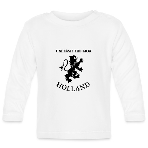 HOLLAND Unleash the LION - T-shirt