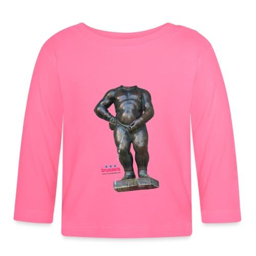 mannekenpis Real Big ♀♂ | 撒尿小童 - T-shirt manches longues Bébé