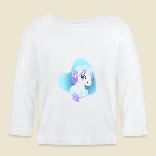 Licorne n°1 - T-shirt manches longues Bébé