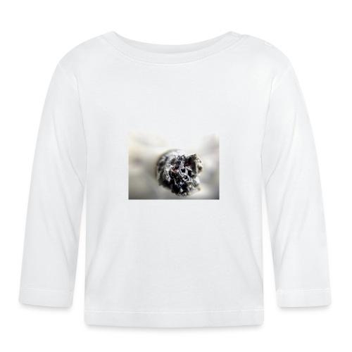 cigarette 1270516 640 - Koszulka niemowlęca z długim rękawem