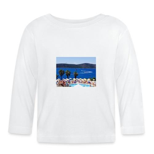 IMG 0720 - Langærmet babyshirt