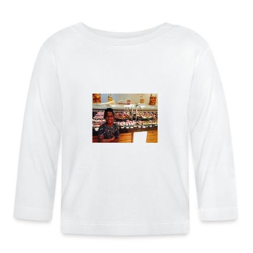 Cpr 2934 - Langærmet babyshirt