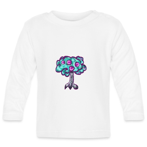 Neon Tree - Baby Long Sleeve T-Shirt