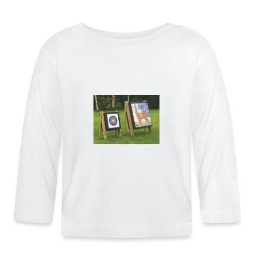 7EE4ABA5 03CC 4458 8D34 B019DF4DD5F1 - Langarmet baby-T-skjorte