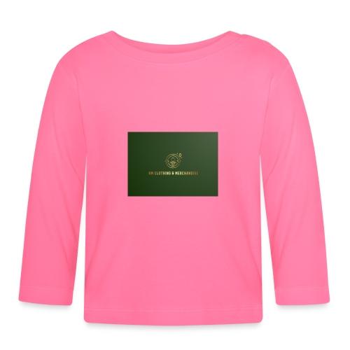 NM Clothing & Merchandise - Langærmet babyshirt