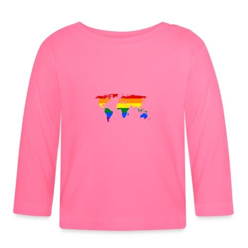 HBTQ WORLD - Långärmad T-shirt baby