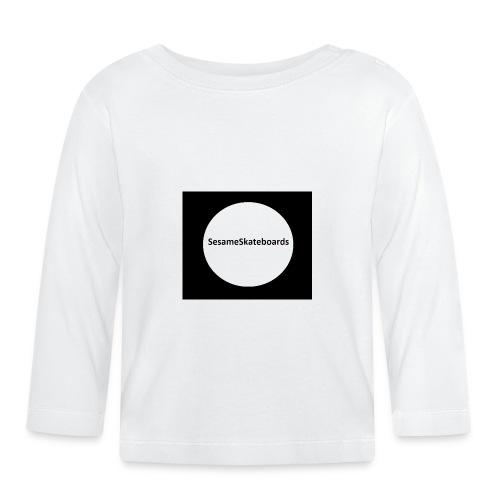 team hat - Baby Long Sleeve T-Shirt