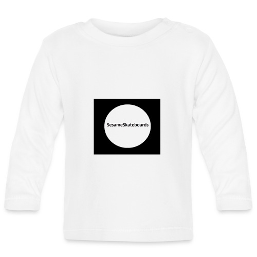 team hat - Baby Long Sleeve T-Shirt
