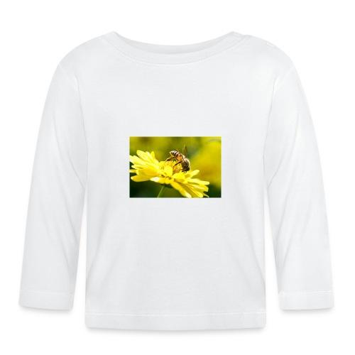 biene - Baby Langarmshirt
