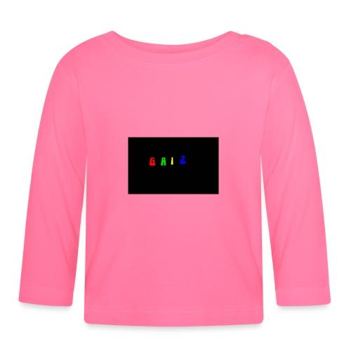 Gaiz - Maglietta a manica lunga per bambini