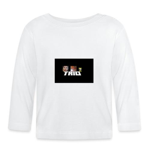 TRIO - Maglietta a manica lunga per bambini