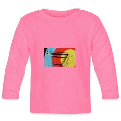 CC9A19D1 DC78 4E03 8E16 7B15670B4BE4 - Langarmet baby-T-skjorte