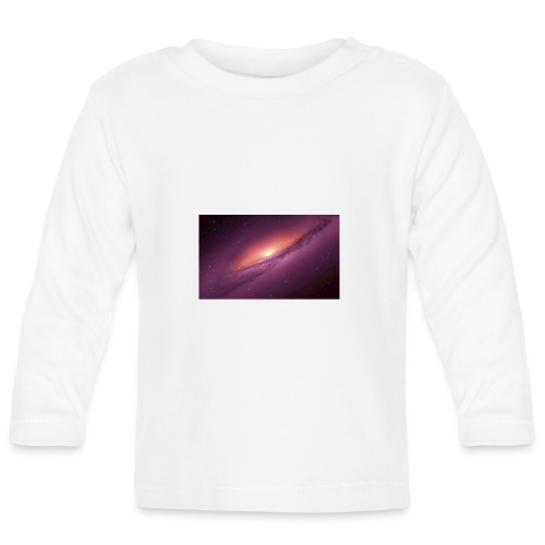 Galaxie no Time - Baby Langarmshirt