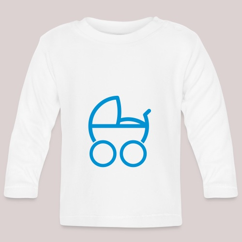 Baby boy Kinderwagen baby buggy - Baby Langarmshirt