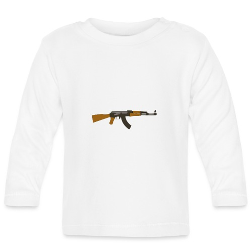 fire-cartoon-gun-bullet-arms-weapon-drawings-png - T-shirt