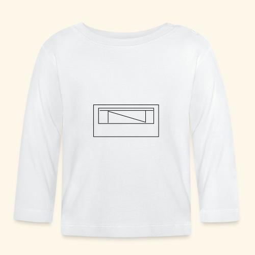 TntMiners Design logga - Långärmad T-shirt baby