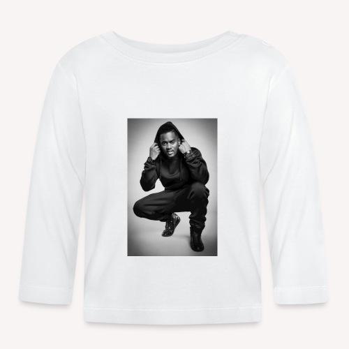 Black M - T-shirt manches longues Bébé