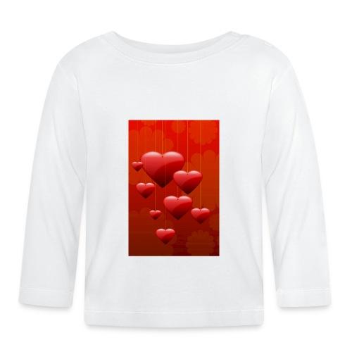 Love - T-shirt manches longues Bébé