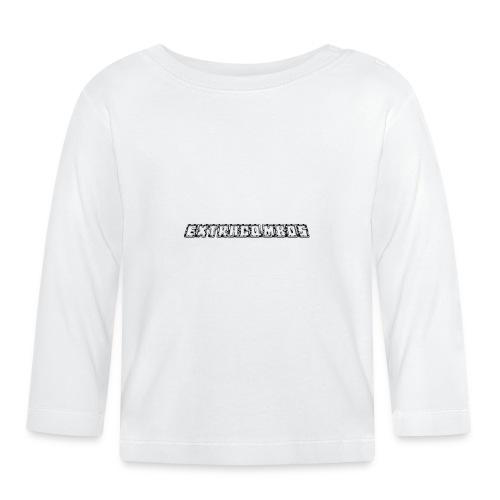museplade - Langærmet babyshirt
